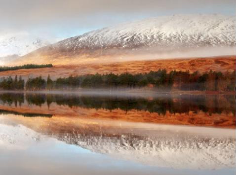 De prachtige Schotse Natuur